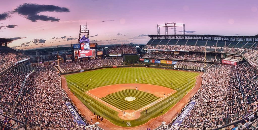 Coors Field Denver CO