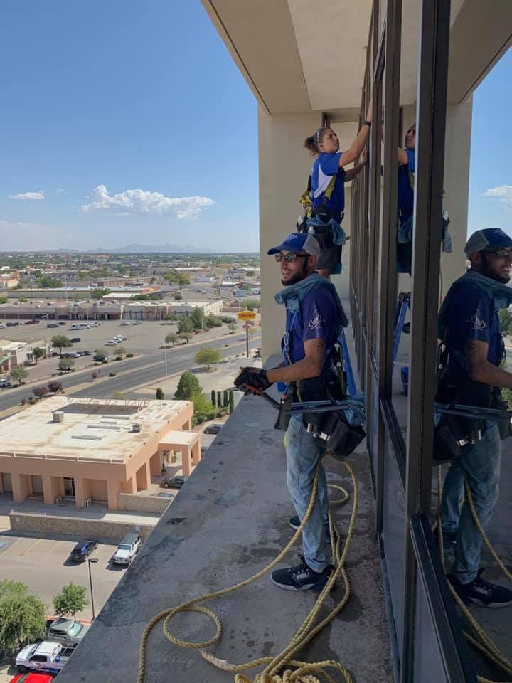 Skyscraper Window Cleaners Denver Colorado